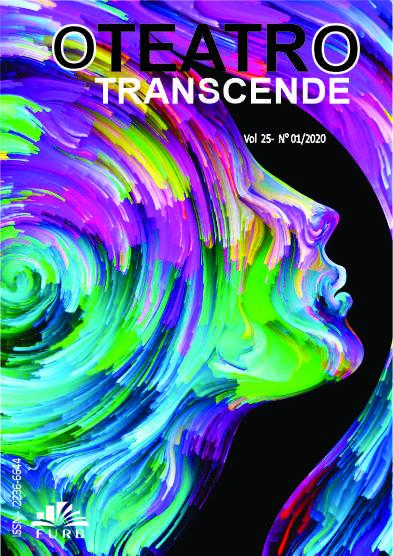 Revista O Teatro Transcende Vol I -No 25 - ANO 2020