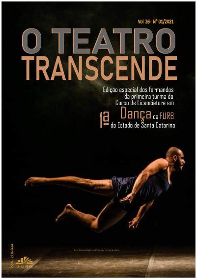 Revista O Teatro Transcende Vol I -No 26 - ANO 2021